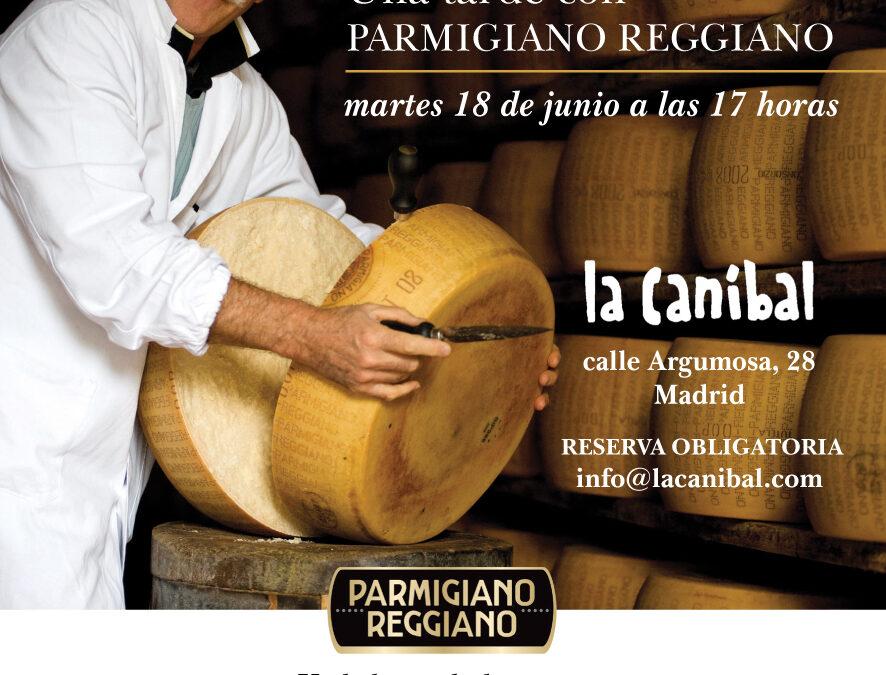 Una tarde con Parmigiano Reggiano
